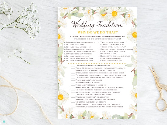 bs691-wedding-traditions-quiz-spring-daisy-theme-bridal-shower
