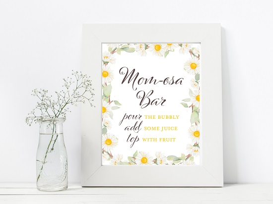 sn691-momosa-bar-spring-daisy-themed-table-signs