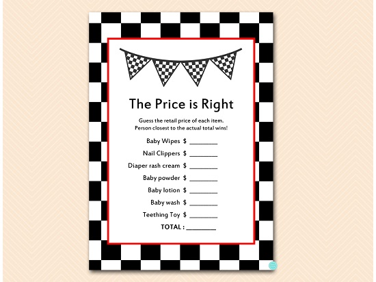 tlc113-price-is-right-checkered-racing-car-baby-shower-game