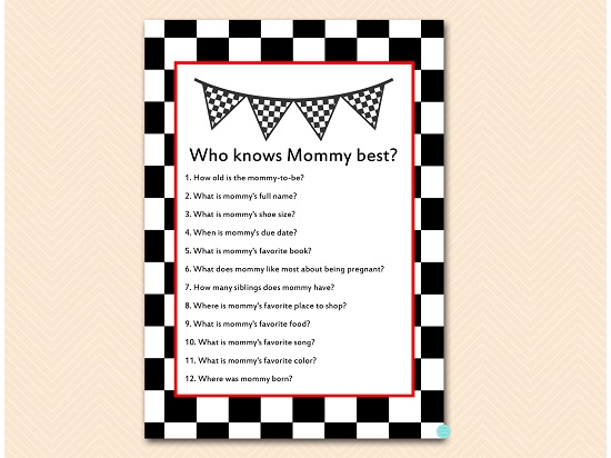 tlc113-who-knows-mommy-best-checkered-racing-car-baby-shower-game