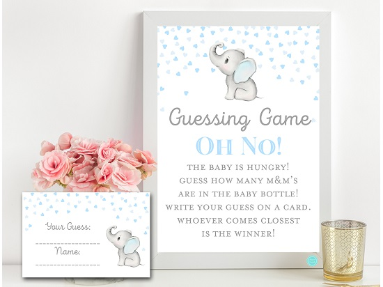 tlc689-guess-how-many-mm-sign-gray-blue-elephant-baby-shower