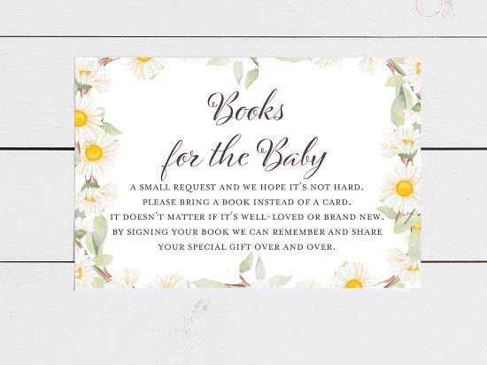 tlc691-books-for-baby-insert-spring-daisy-themed-baby-shower