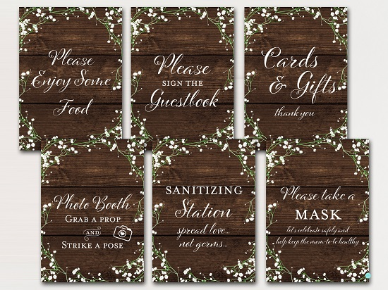 rustic-baby-breath-flower-baby-shower-signs