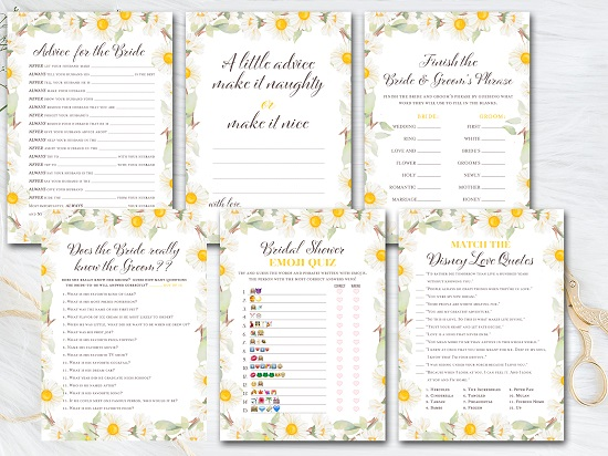 spring-daisy-flower-bridal-shower-game-templates