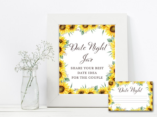 date-night-jar-sign-sunflower-theme