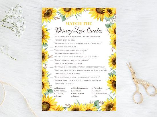 disney-love-quote-match-quiz-sunflower-theme