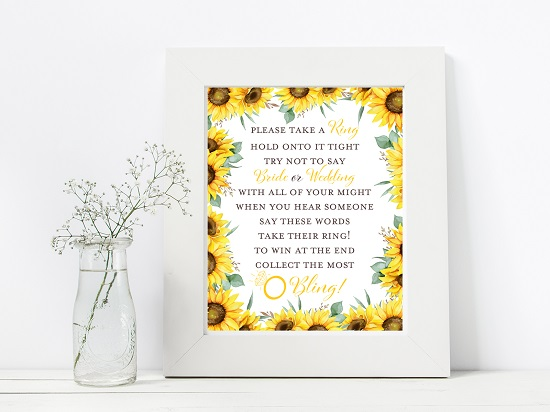 dont-say-bride-wedding-sunflower-theme