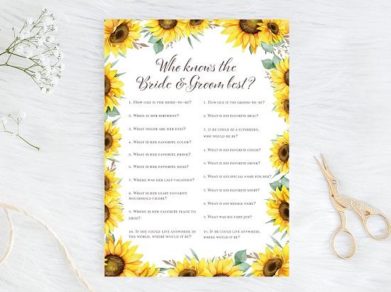 who-knows-bride-groom-best-sunflower-theme-bridal-shower