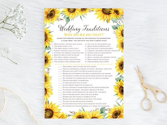 why-do-we-do-that-sunflower-theme-bridal-shower