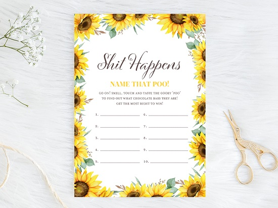 shit-happens-card-sunflower-theme-baby-shower