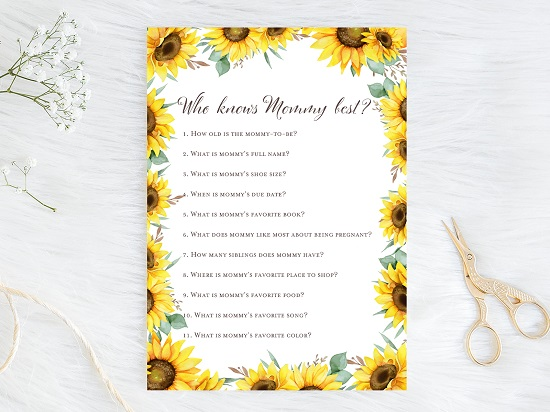 who-knows-mommy-best-sunflower-theme-baby-shower