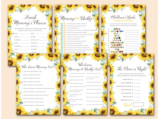 sunflower-themed-baby-shower-game-printables