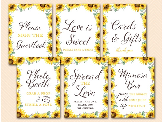 sunflower-themed-printable-signs