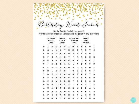 word-search-birthday-easier-version-gold-birthday-party
