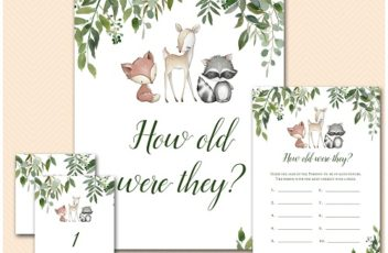 woodland-baby-shower-how-old-were-they