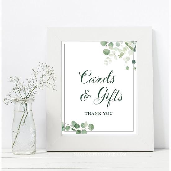 eucalyptus-greenery-wedding-table-signs-cards