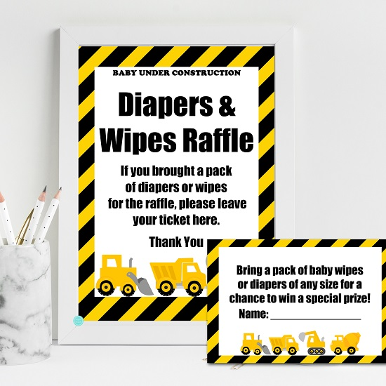 diaper-wipes-sign-construction-baby-shower