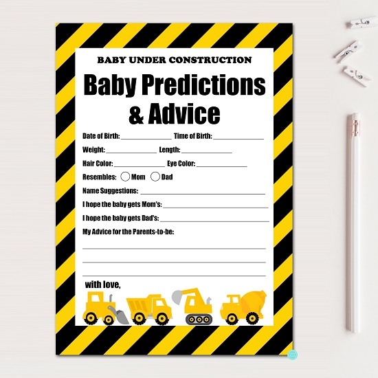 prediction-advice-for-baby-construction-baby-shower-game