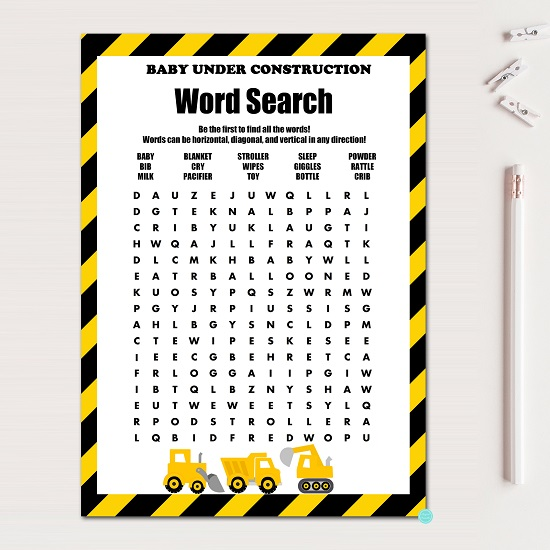 word-search-construction-baby-shower-game