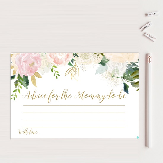 advice-mommy-cardpink-blush-baby-shower-game
