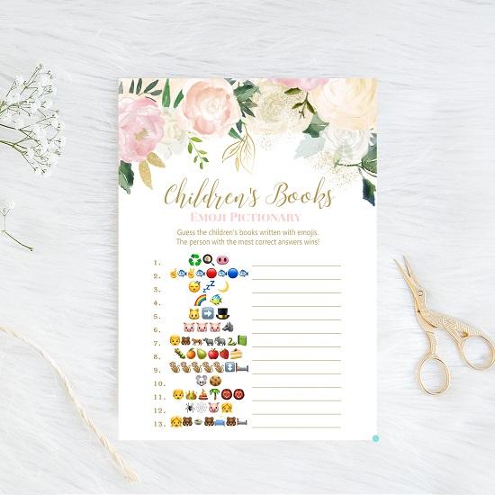 emoji-childrens-bookpink-blush-baby-shower-game