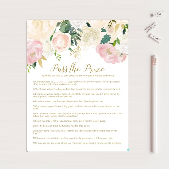 pass-the-prizepink-blush-baby-shower-game