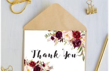 burgundy-thank-you-cards