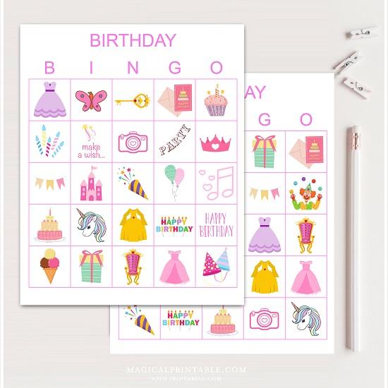 pink-birthday-girl-bingo-cards