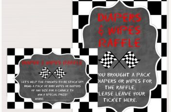 racing-car-diaper-and-wipes-raffle-sign-and-cards